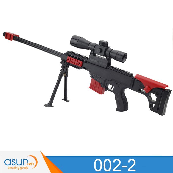 Súng Bắn Đạn Xốp Soft Bullet Gun 002-2