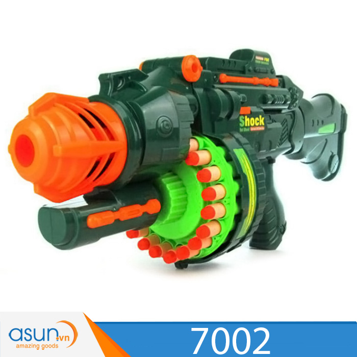 Súng Bắn Đạn Xốp Soft Gun Blaze Storm 7002