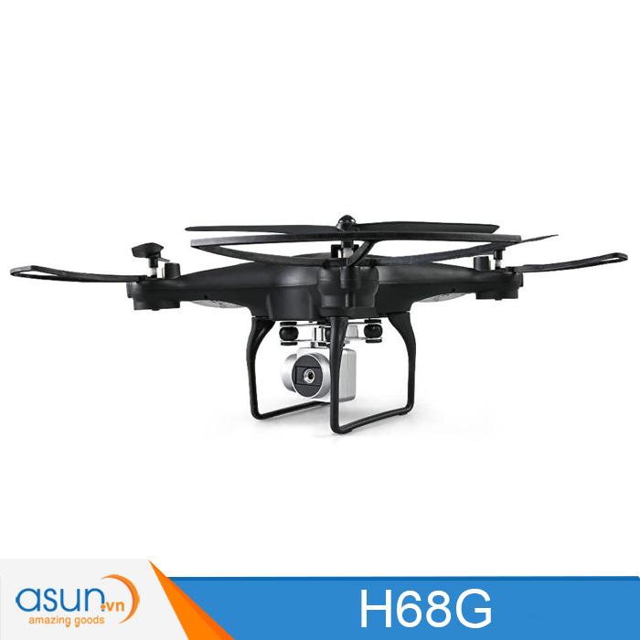 Máy Bay Điều Khiển Drone JJRC H68G Định vị GPS Camera 1080P Wifi 5G