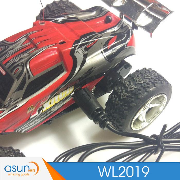 Xe Đua Mini điều khiển tốc độ cao Wltoys WL2019 20-30km