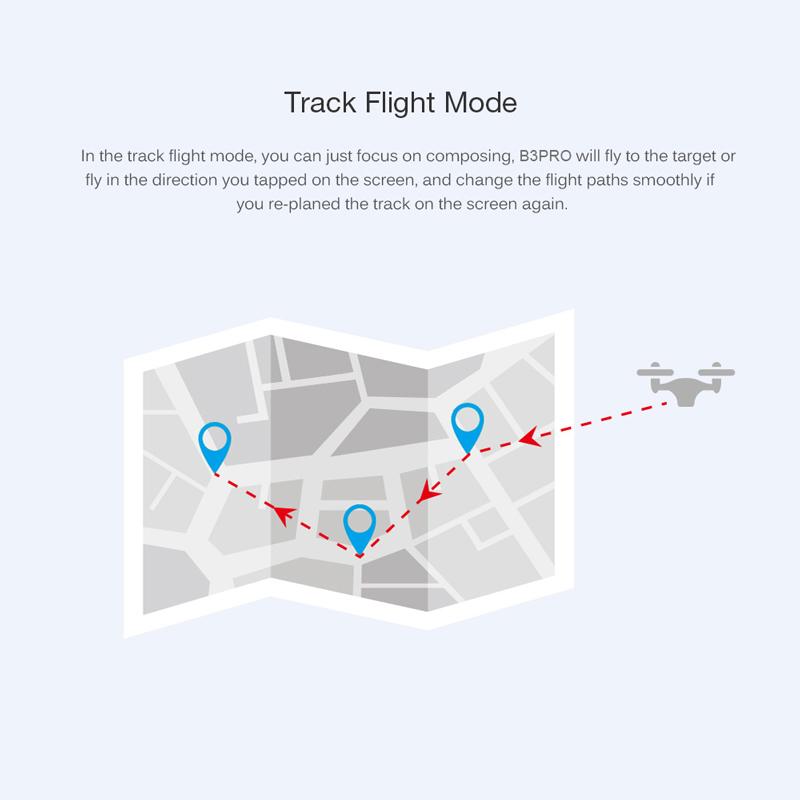Máy Bay Điều Khiển Từ Xa MJX Bugs 3 Pro B3Pro Định Vị GPS