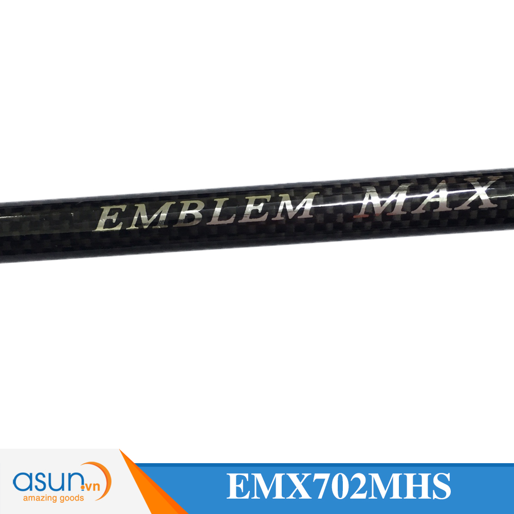 Cần Câu Máy ngang Hai Khúc Daiwa Emblem Max lure  2m1- Cần Câu Cá Loại Tốt