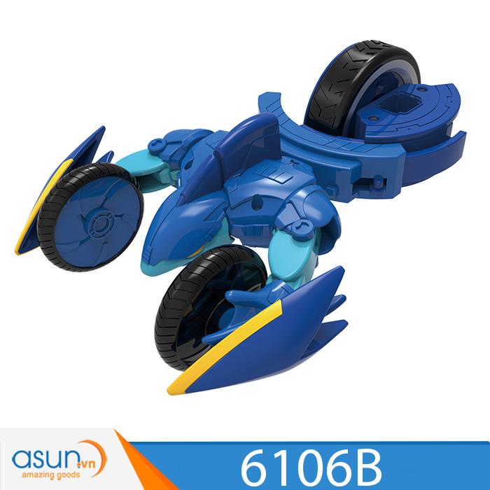 Võ Thần Giáp Sĩ Cá Mập Thủy Kiếm 6106B