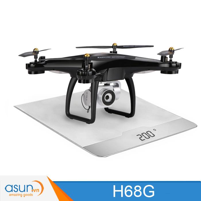 Máy Bay Điều Khiển Drone JJRC H68G Định vị GPS Camera 1080P Wifi 5G Đen