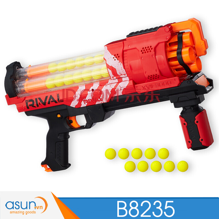 Súng NERF RIVAL ARTEMIS  XVII-3000 B8235