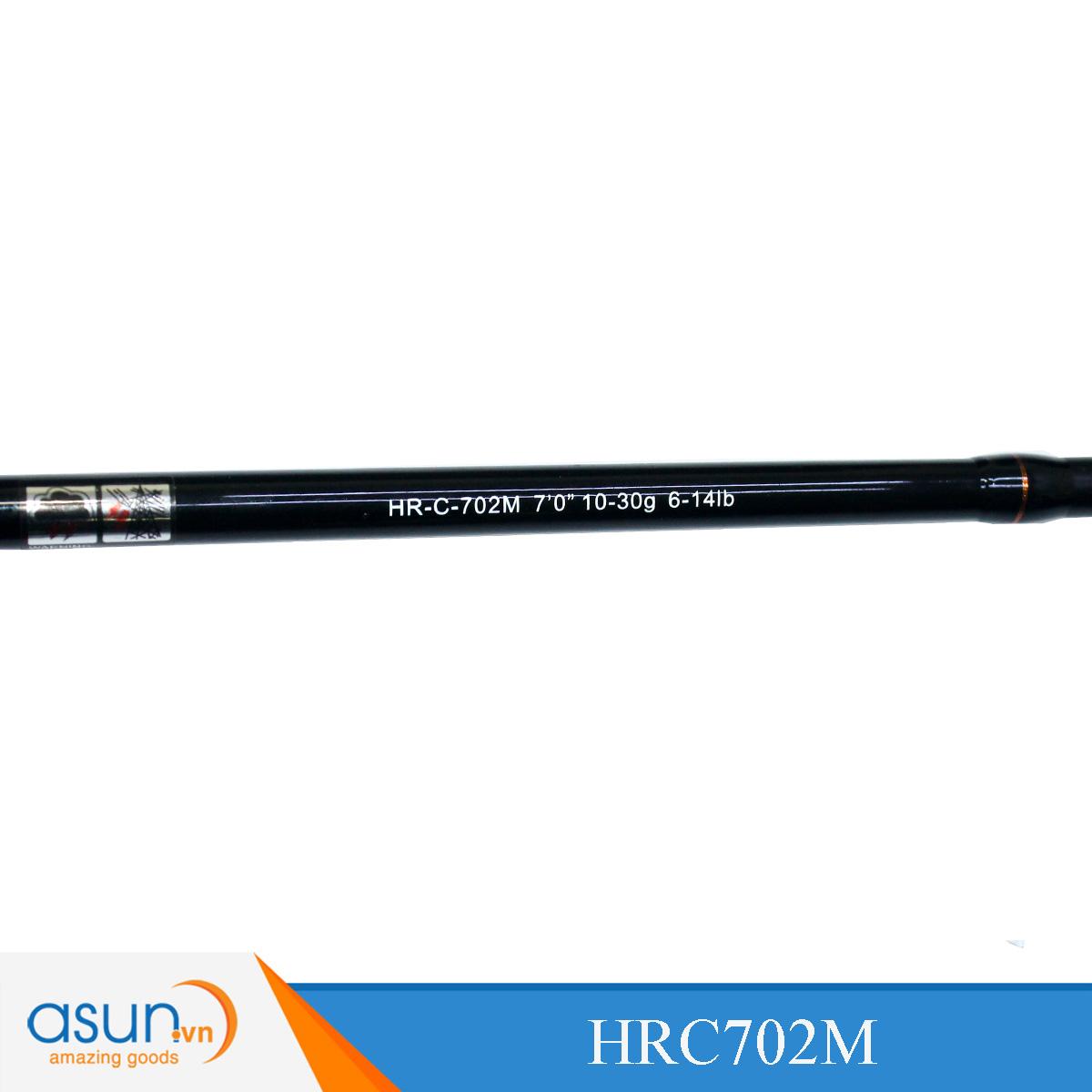 Cần Câu Ngang Hai Khúc Okuma Hot Rod 702M - 2m1 Chính Hãng