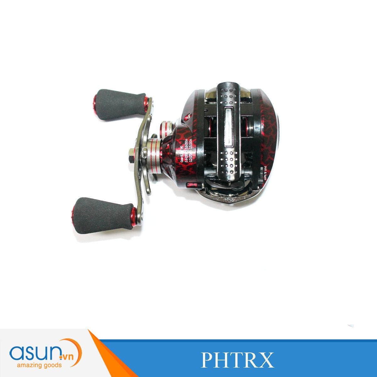 Máy Câu Ngang Pro Hunter Trux Series X - Máy Câu Đài Loan Chính Hãng