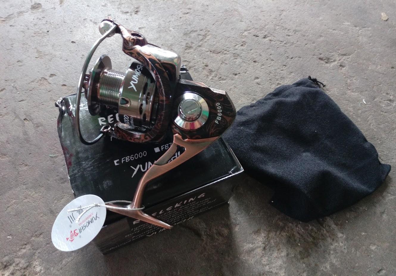 máy câu Yumoshi fb6000