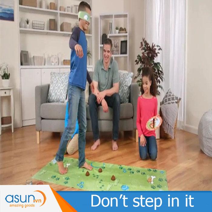 Trò Chơi Thử Thách Không Đạp Phân Do Not Step In It