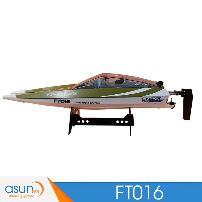 Tàu Cano cao cấp Điều Khiển Từ Xa Tàu FT016 Feilun Hot 2018 30km
