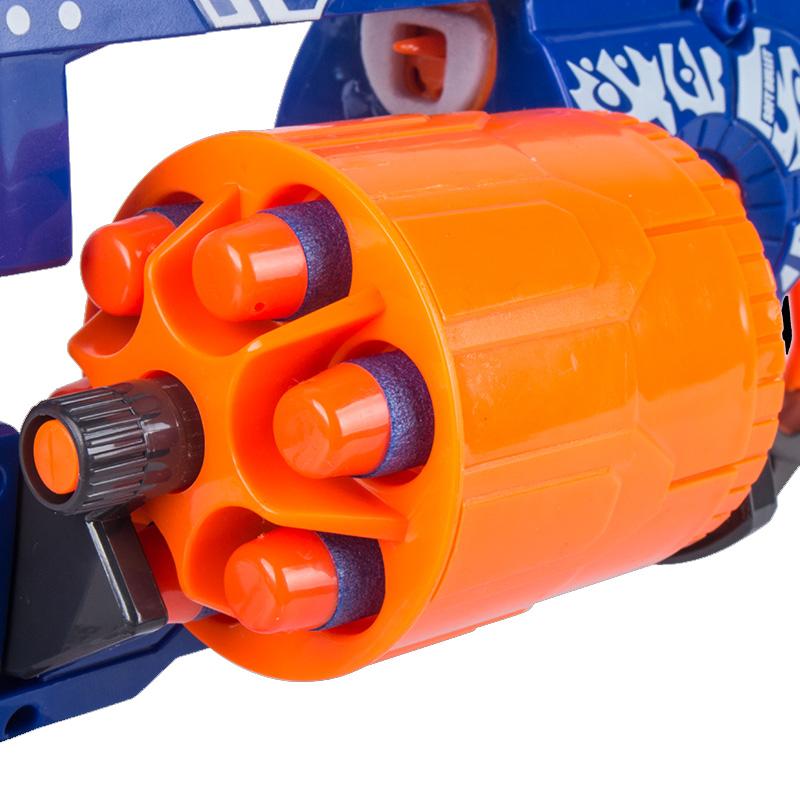 Súng Bắn Đạn Xốp Soft Gun 7092