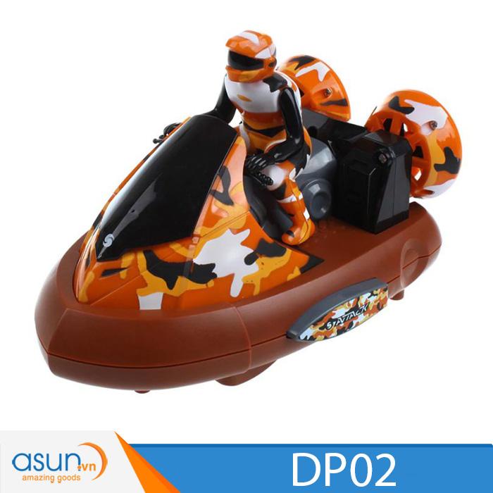 Bộ 2 Xe Điện Đụng Điều Khiển Từ Xa HB-DP02 Bumper Car Hot
