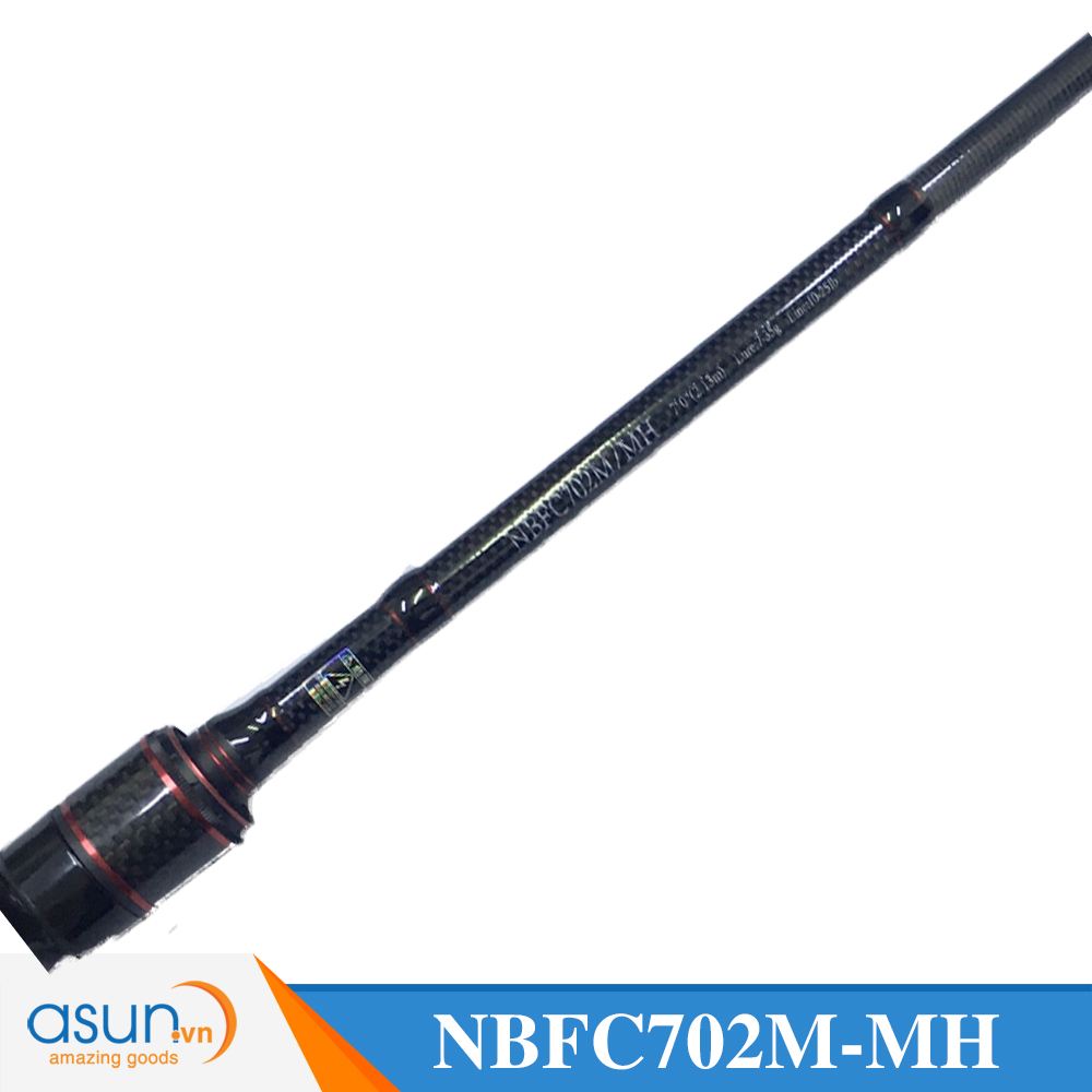 Cần Câu Máy Ngang Noeby Leisure K2 2M1 Hai Đọt M - MH chính hãng