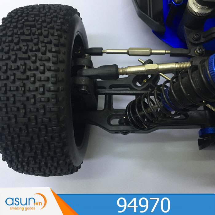 Combo Xe Xăng Nitro ĐIều Khiển HSP 1-8 Buggy 94970