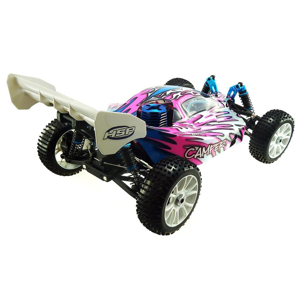 Xe Xăng Nitro Điều Khiển Off Road Buggy HSP 1:8 94860 4WD