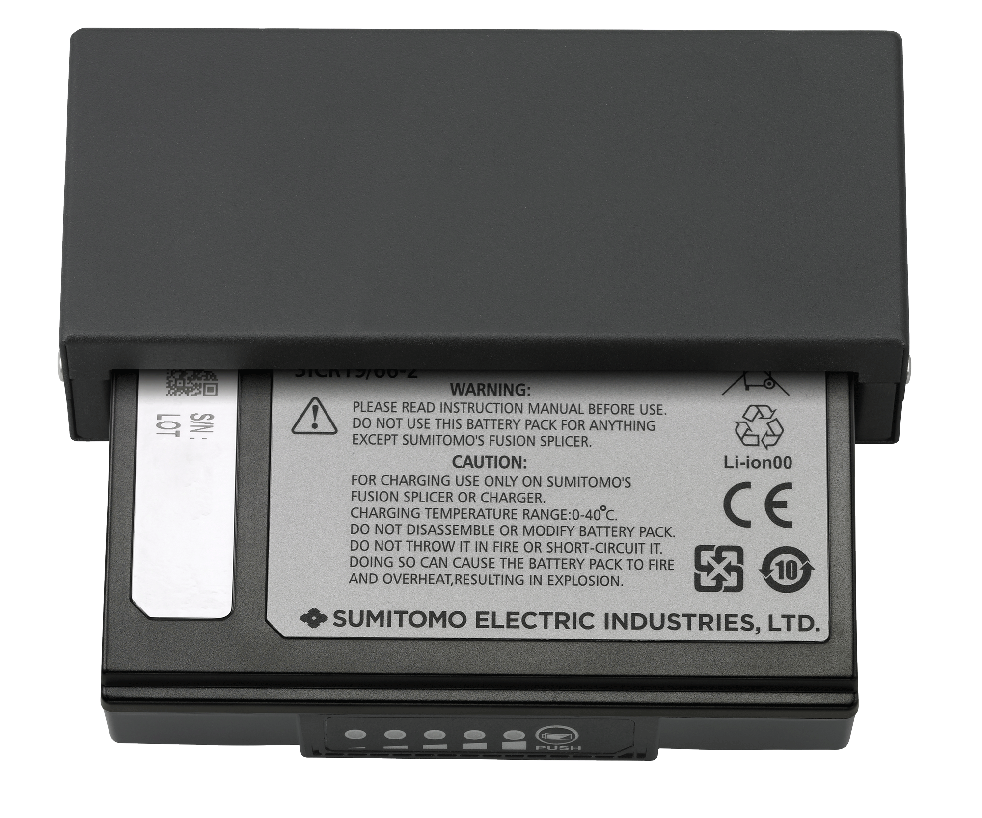 Pin máy hàn quang BU-16 dùng cho máy TYPE-72, TYPE-82 series và TYPE-Q102 series