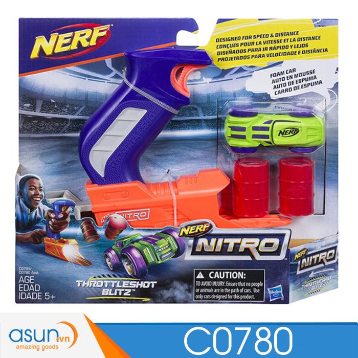 Bệ Phóng Xe NERF NITRO C0780