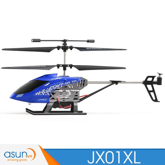 Máy bay trực thăng điều khiển JJRC JX01 Tự Giữ Độ Cao 2.4Ghz