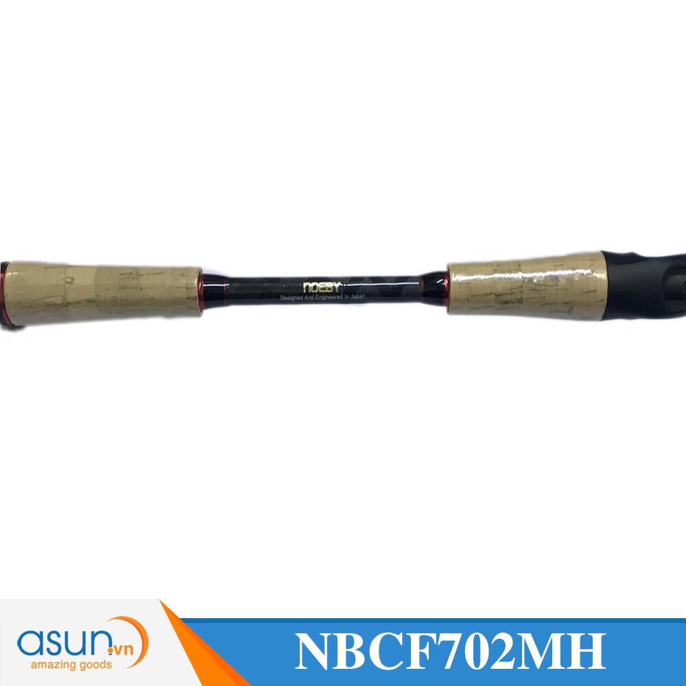 Cần Câu Máy Ngang Noeby Leisure K6 2m1 NBBCF702MH - Chính hãng