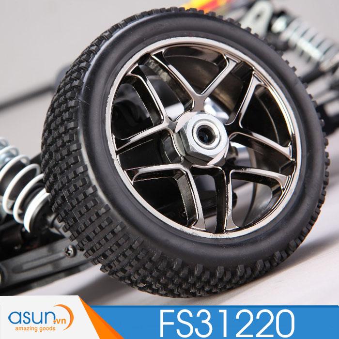 Combo Xe Xăng Nitro ĐIều Khiển FSRacing 1-8 Buggy FS31220 Chống Nước