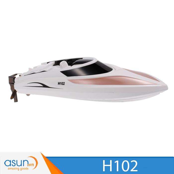 Tàu Cano Điều Khiển Từ Xa Tàu TKKJ H102 RC Racing Boat