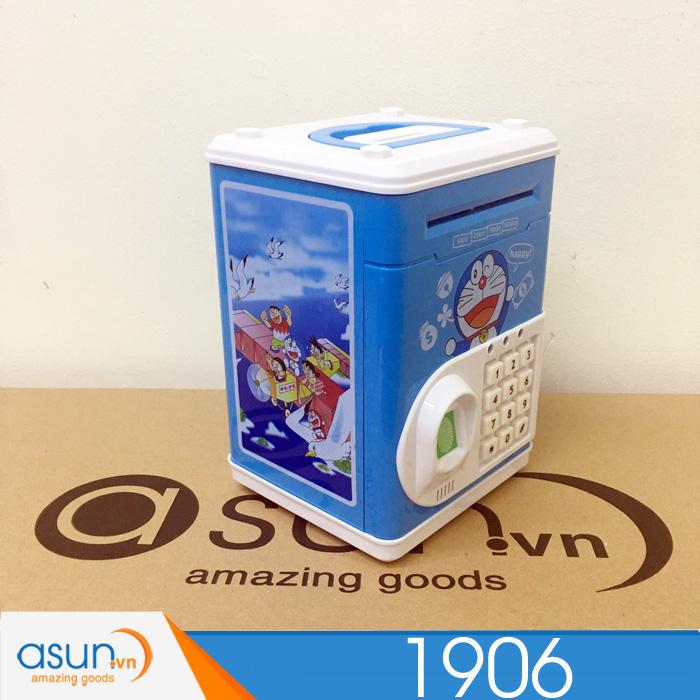 Két Đựng Tiền Mini Thông Minh Hình Doraemon 1906