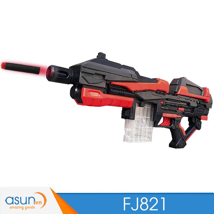 Súng Bắn Đạn Xốp Soft Bullet Gun FJ821