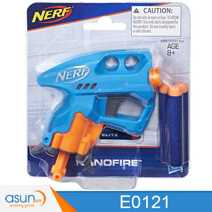 Súng NERF ELITE N-STRIKE E0121