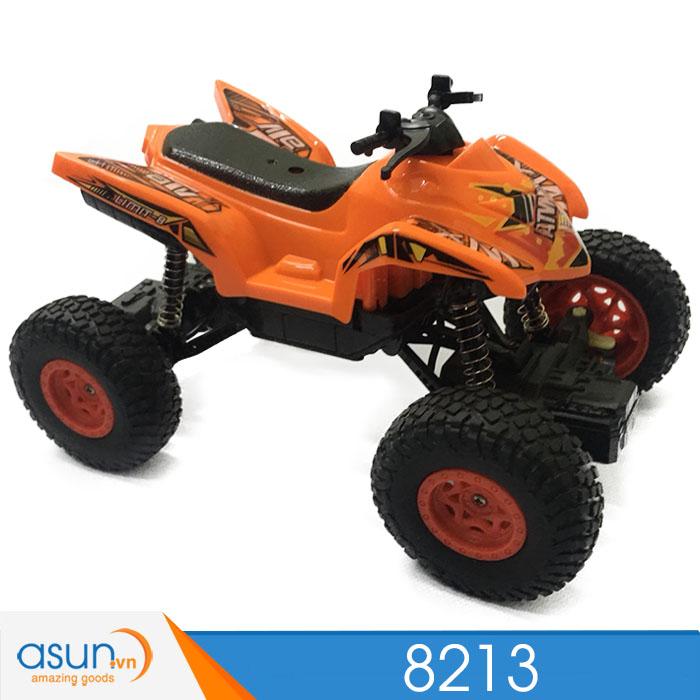 Xe  Điều Khiển Địa Hình Rock Crawler 8213 2WD cam