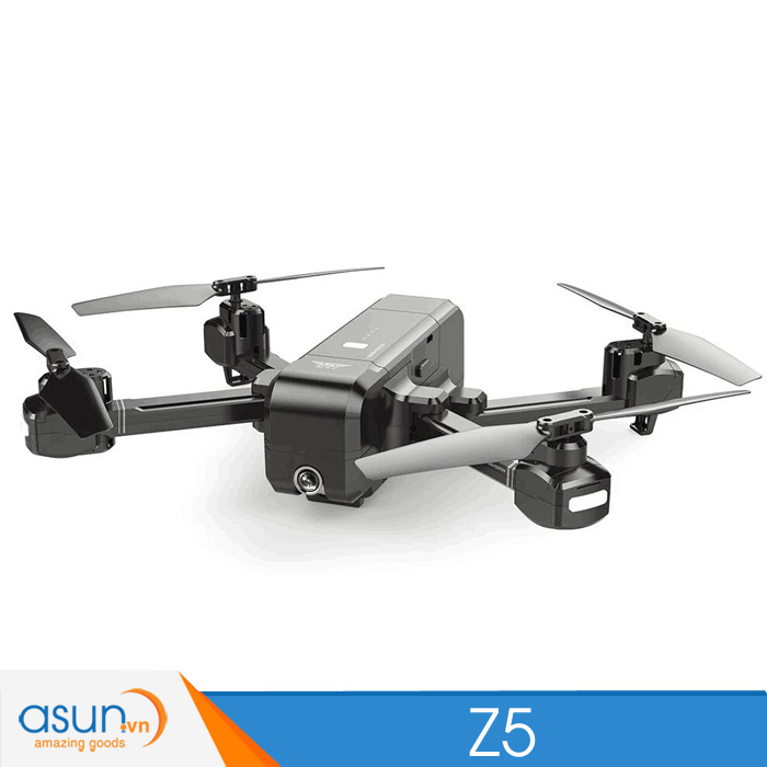 Máy Bay Flycam Sjrc Z5 5G Camera 1080P Gps Wifi 5G
