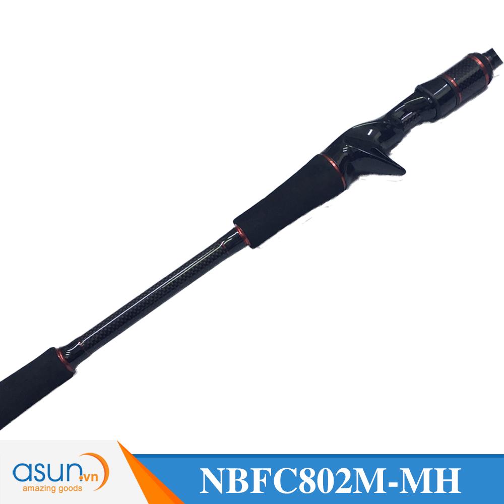 Cần Câu Máy Ngang Noeby Leisure K2 2M4 Hai Đọt M - MH chính hãng
