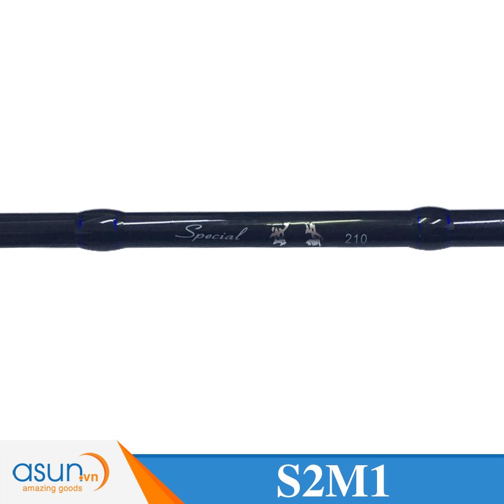 Cần Câu Máy Ngang Special 2m1