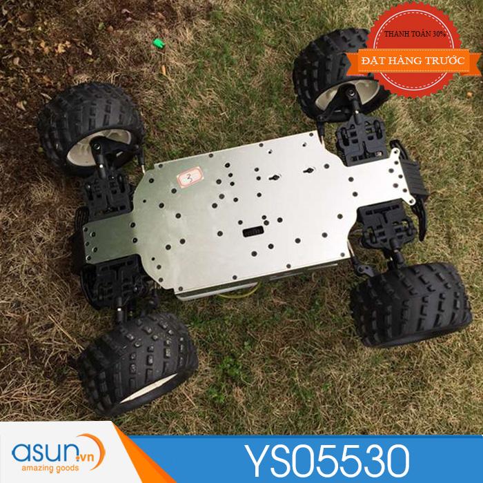 HÀNG ĐẶT TRƯỚC ComboXeA92- A95Điều Khiển Từ Xa Monster Truck YS05530 Máy 26cc Tỉ Lệ 1:5 90-100km