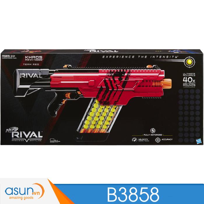 Súng NERF RIVAL KHAOS MXVI-4000 B3858