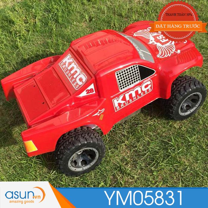 HÀNG ĐẶT TRƯỚC ComboXeA92- A95Điều Khiển Từ Xa YM05831 Máy 30cc Tỉ Lệ 1:5 90-100km
