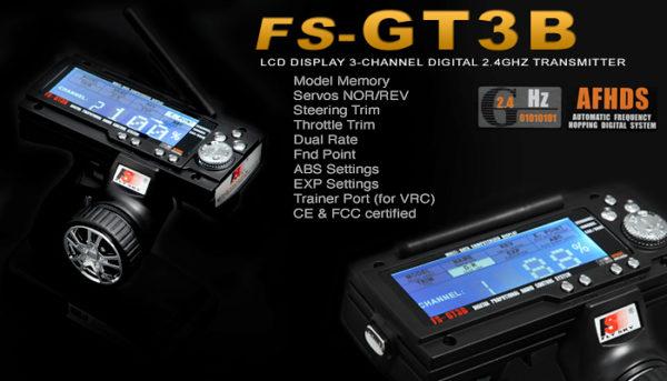Tay điều khiển GT3B TX