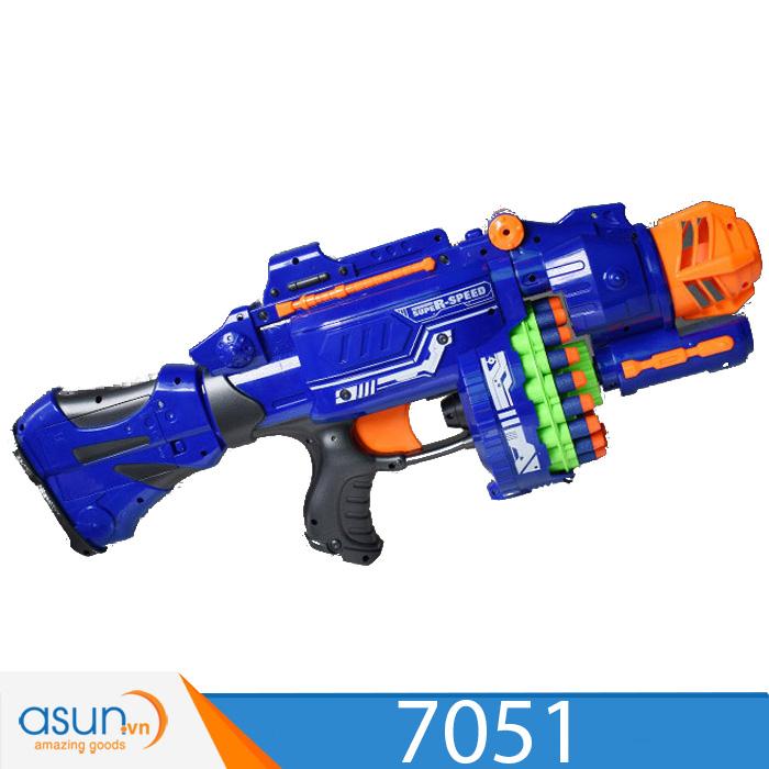Súng Bắn Đạn Xốp Soft Gun Blaze Storm 7051