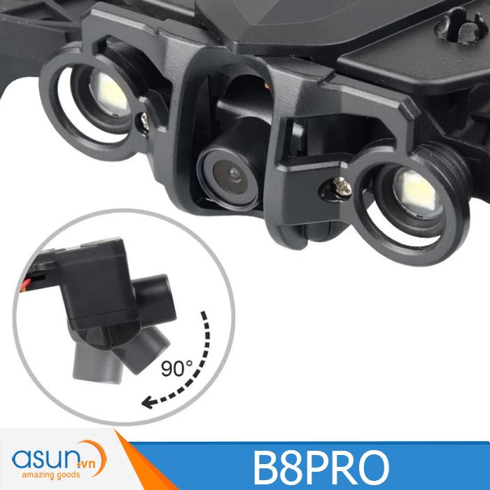 Máy Bay Điều Khiển Từ Xa MJX Bugs 8 Pro Có Camera-FPV 5.8g B8proC