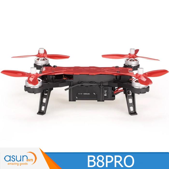 Máy Bay Điều Khiển Từ Xa MJX Bugs 8 Pro Không Camera-B8Pro