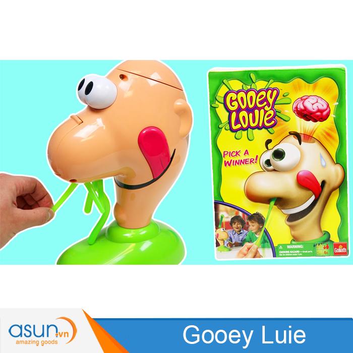 Trò Chơi Giật Bay Tung Não Gooey Louie
