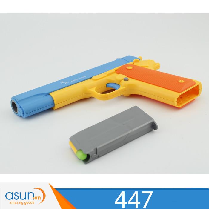 Súng Bắn Đạn Soft Gun 447