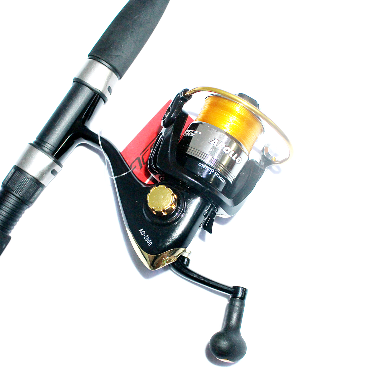 Bộ CầnCâu Cá Đặc Trong 1m5 Và Máy Câu AO2000 - CBN88