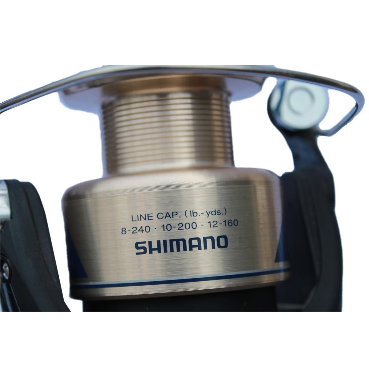 Bộ Cần Câu Shimano Đặc 2802 Và Máy Câu Shimano AX 4000FB
