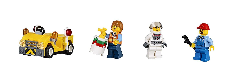 Đồ Chơi Xếp Hình - Máy Bay Huấn Luyện Phản Lực  Thương Hiệu LEGO