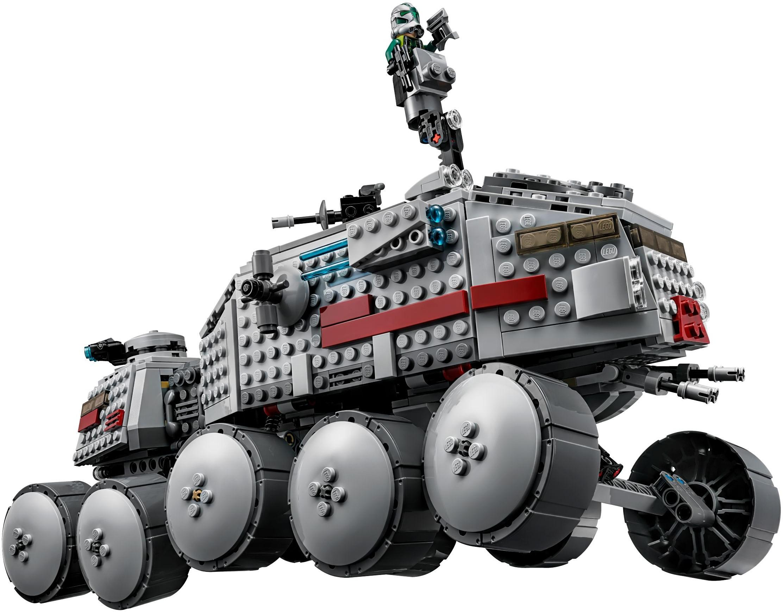 Đồ Chơi Xếp Hình - Xe Tăng Clone Turbo Thương Hiệu LEGO
