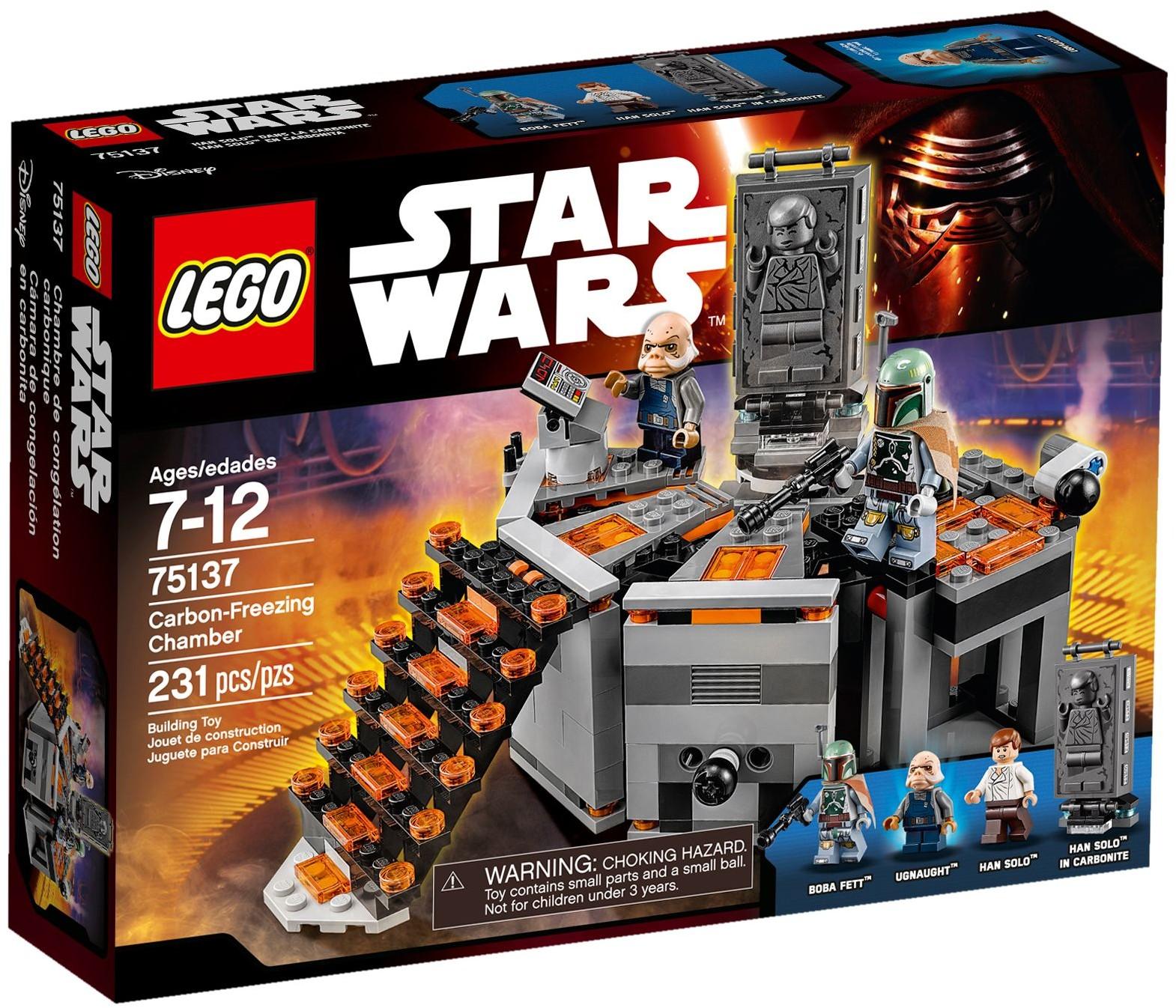 Đồ Chơi Xếp Hình - Buồng Đông Lạnh Thương Hiệu LEGO