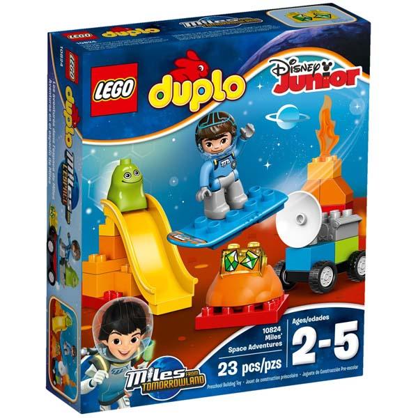 Đồ Chơi Xếp Hình - Mile Khám Phá Không Gian Thương Hiệu LEGO