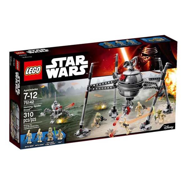 Đồ Chơi Xếp Hình -  Rôbôt Nhện Chiến Đấu Thương Hiệu LEGO