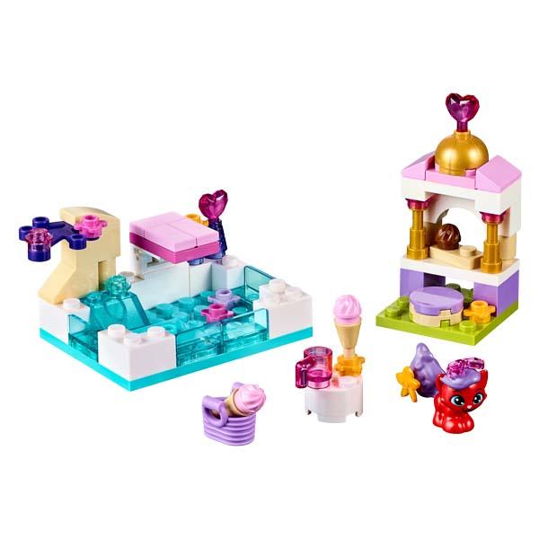 Đồ Chơi Xếp Hình - Kho Báu Tại Hồ Bơi Thương Hiệu LEGO