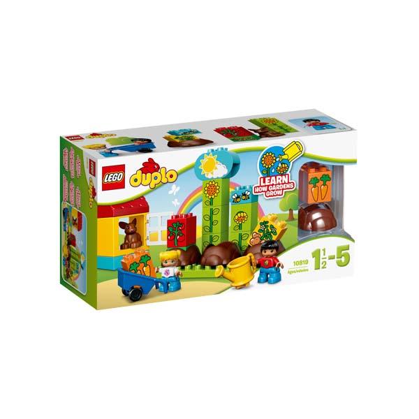 Đồ Chơi Xếp Hình - Khu Vườn Đầu Tiên Của Bé Thương Hiệu LEGO